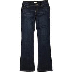 Cabi Bootcut Slim Fit Mid Rise Jeans
